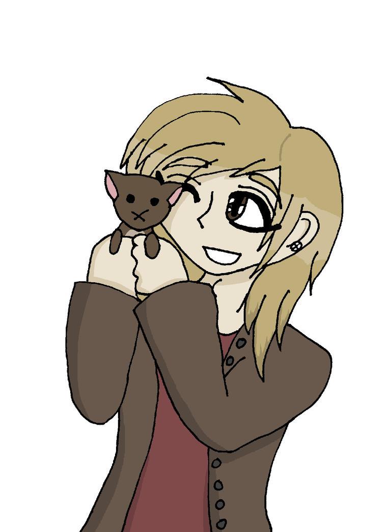 Kitty~! by Melanie-sama
