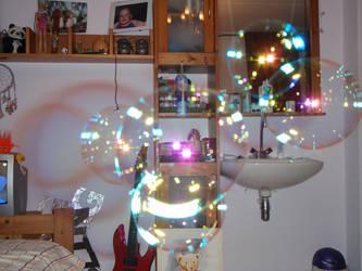 Bubbles in my room by Soulslide