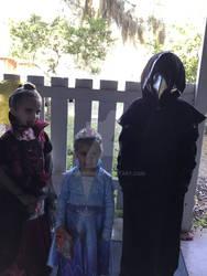 My three nieces