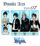 Dissidia Aces - Cycle 07 - Team CCC by xDrifterr