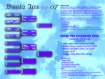 DISSIDIA ACES TOURNAMENT BRACKET - CYCLE 07 - R2 by xDrifterr