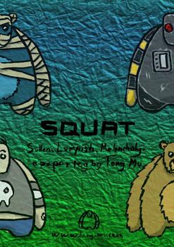 Squat promo poster