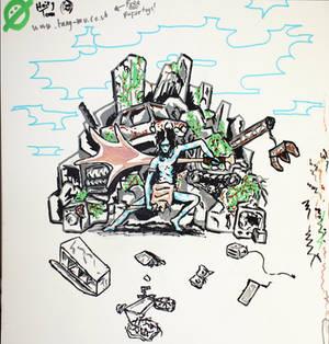 Doodleplanet 19.04.2012