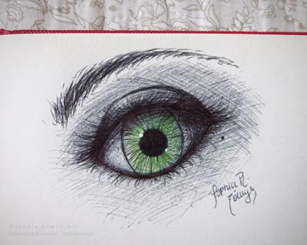 Eye Sketch - 17.12.2019