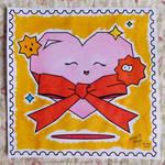 Valentine's Day 2021 ~ Pinky, the Heart by SophiaEowyn