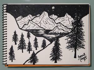 Landscape Practice - Tutorial by HarrisonHow