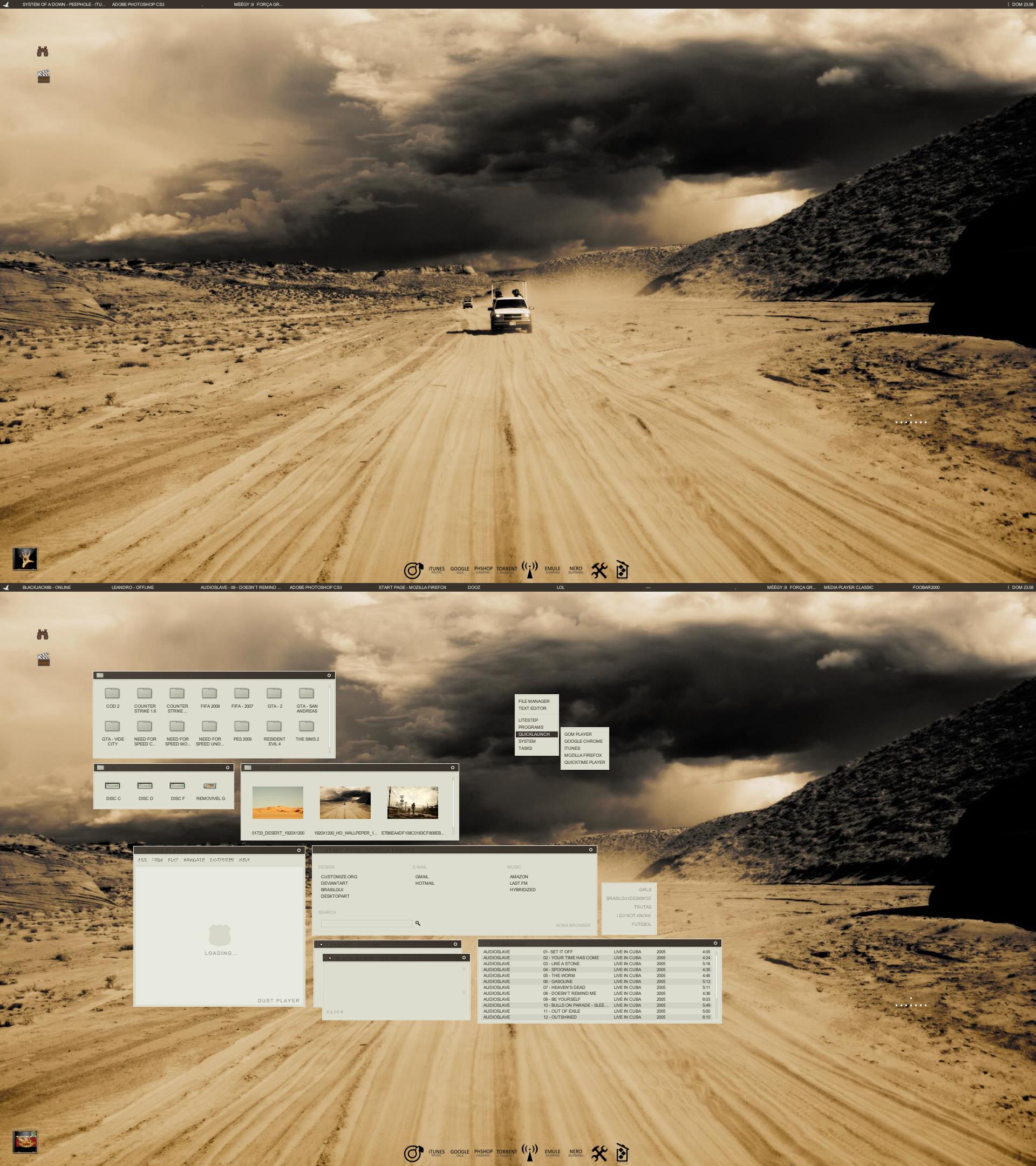 Dust by JLOW00