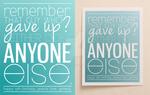 Inspirational Typography
