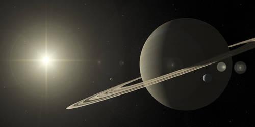 Saturn V1 by Alpha-Element