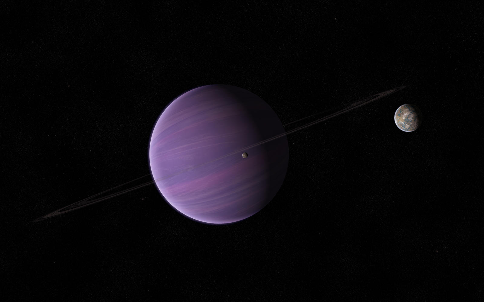 gliese 876 system - photo #9