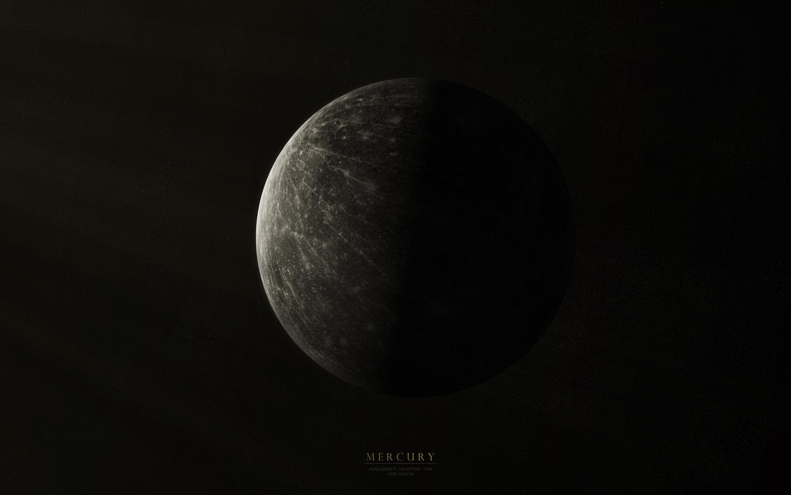 Mercury by Alpha-Element