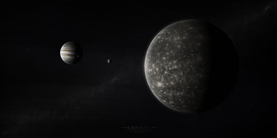 Callisto by Alpha-Element