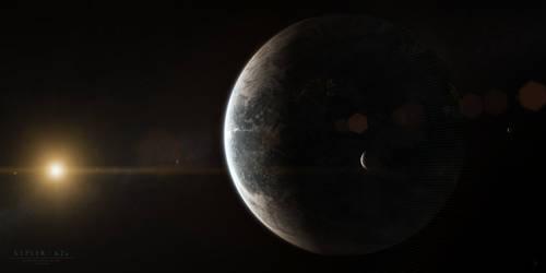 Kepler-62e by Alpha-Element