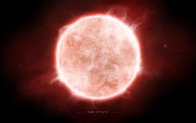 NML Cygni by Alpha-Element