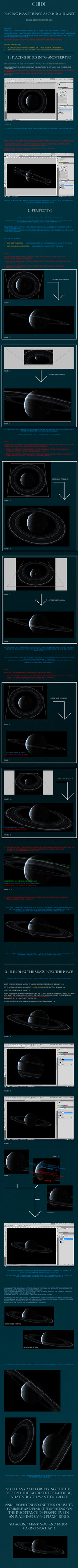 Guide - Placing Rings Into An Image
