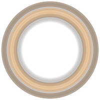 Stock Image - Saturn Rings by Alpha-Element