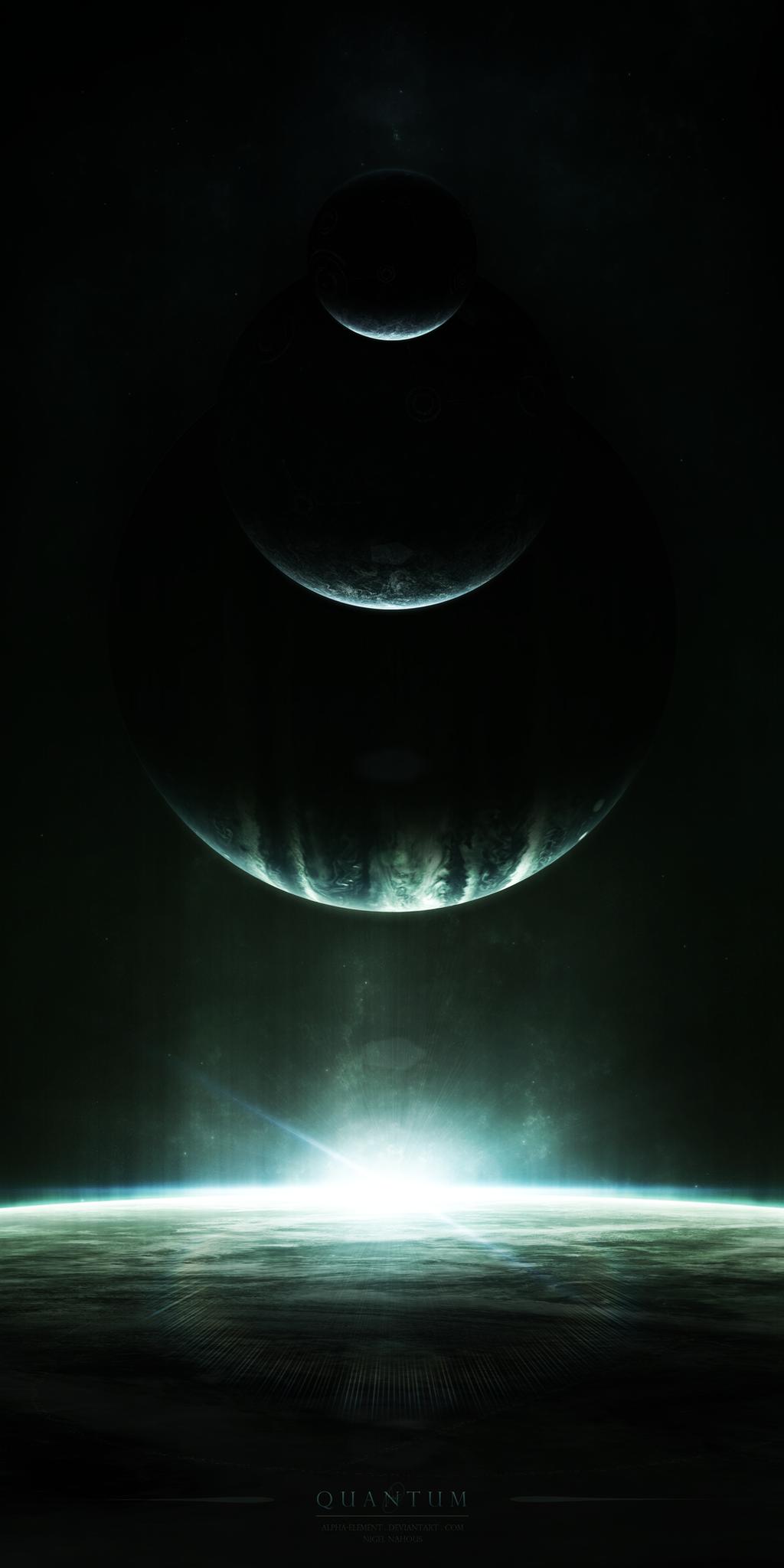 Quantum by Alpha-Element