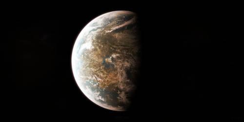 Gliese 832c by Alpha-Element