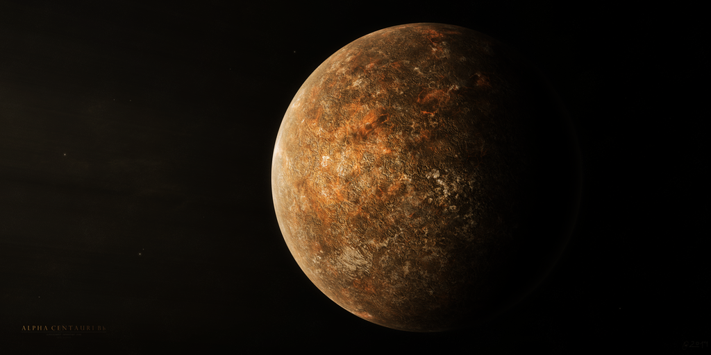 Alpha Centauri Bb by Alpha-Element