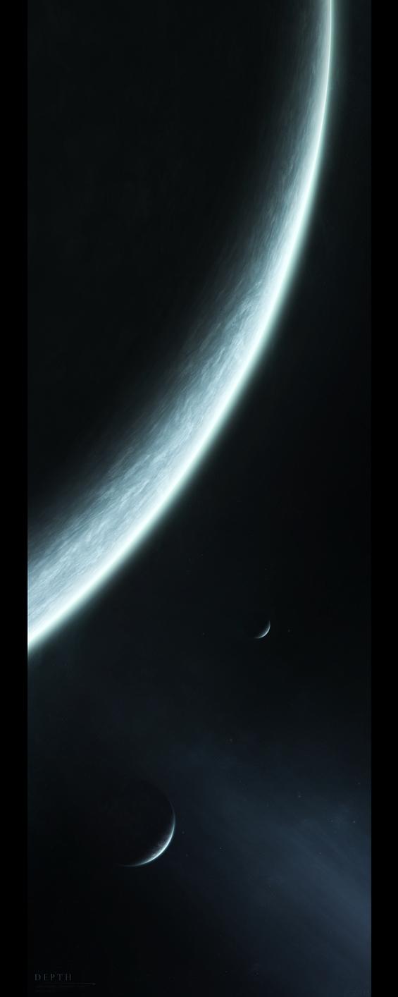 Depth by Alpha-Element