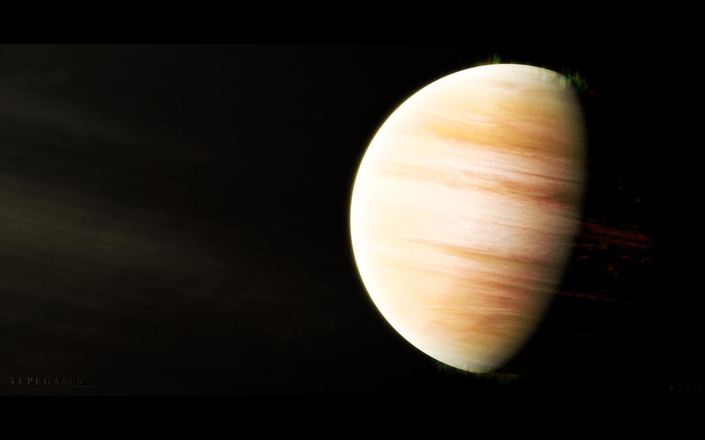 51 Pegasi B By Alpha Element On Deviantart