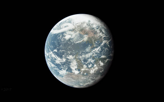 Earth-like Planet Test 2