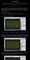 Tutorial - Making a Seamless Planet Texture