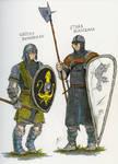 SOIAF bannermen sketches I
