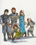 The Stark Children