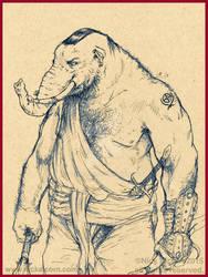 Elephant Warrior
