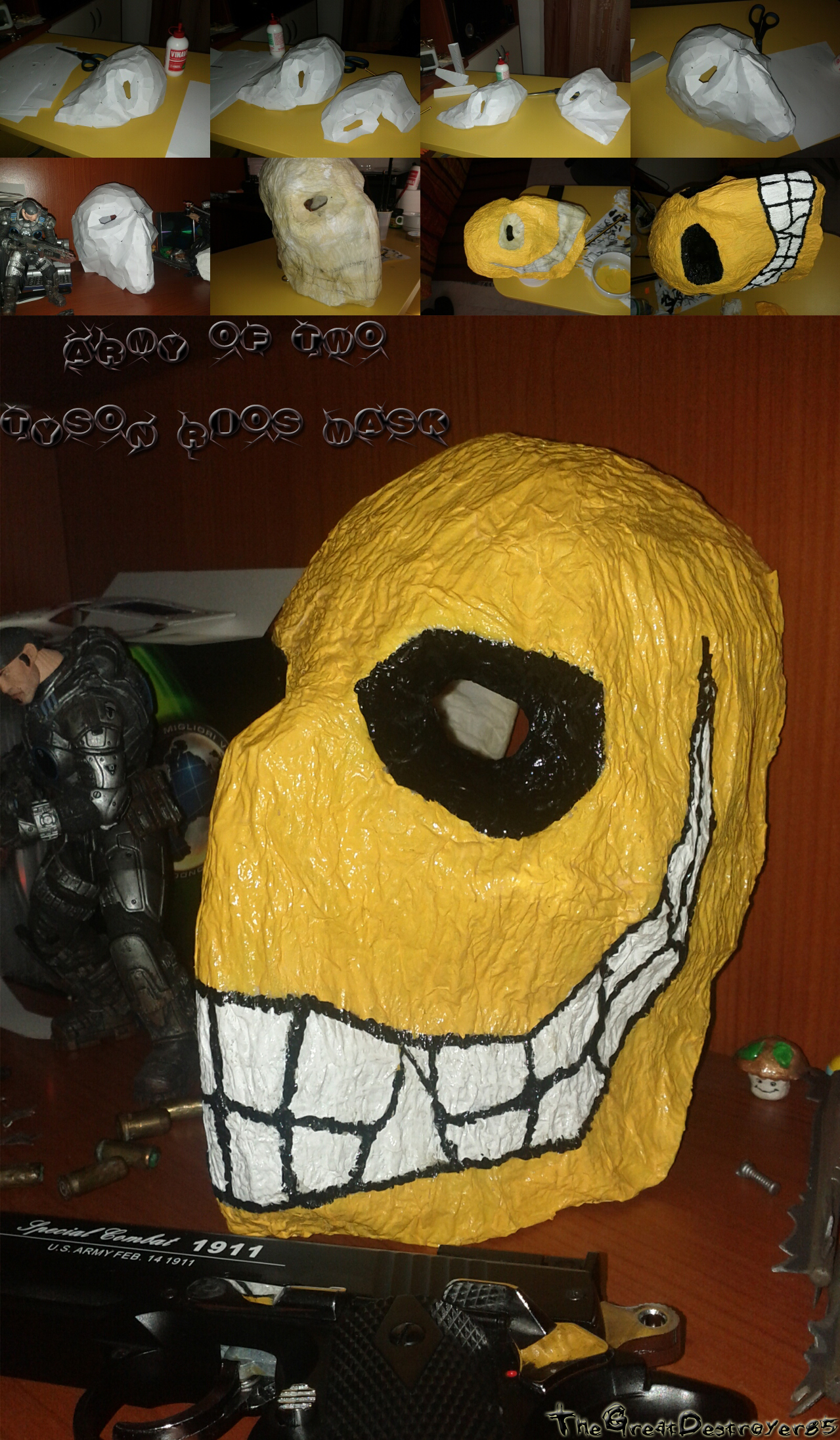 army of two - tyson rios mask by TheGreatDestroyer85 on ...