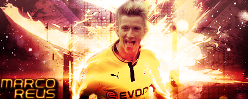 Marco Reus Signature by Mahmoud-Gfx
