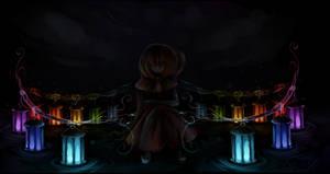 Lanterns by Kalinel