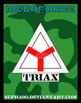 Megaforce - Triax Logo