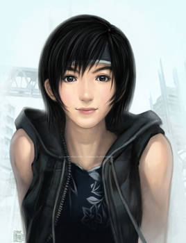 Yuffie Kisaragi FFAC