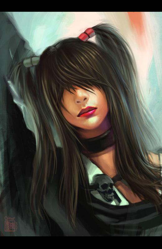 Mystery Girl by Sleepar - Anime Avatarlar / Senin Anime'n hangisi ??