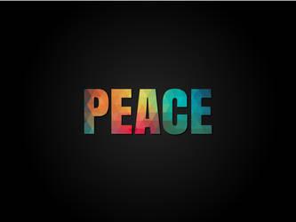 Peace by khirouboumaaraf