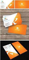 my Business Card by khirouboumaaraf