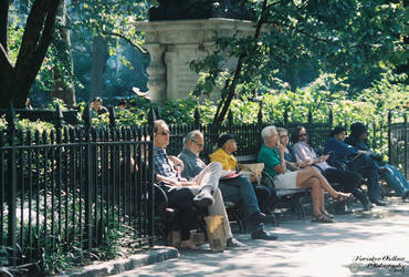 Summer at Madison by ForsakenOutlaw
