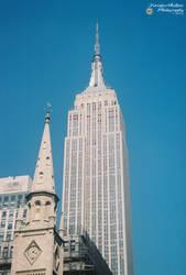 Empire State Building by ForsakenOutlaw