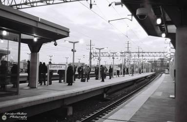 Stamford PM Commute