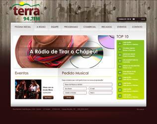 Terra FM by wanderlima