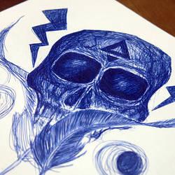 work doodle I by wanderlima
