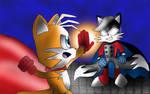 Turbo Tails vs Macho Miles