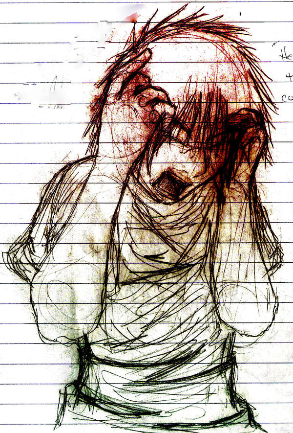 Yelling sketch