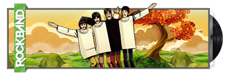 The Beatles - Rock Band