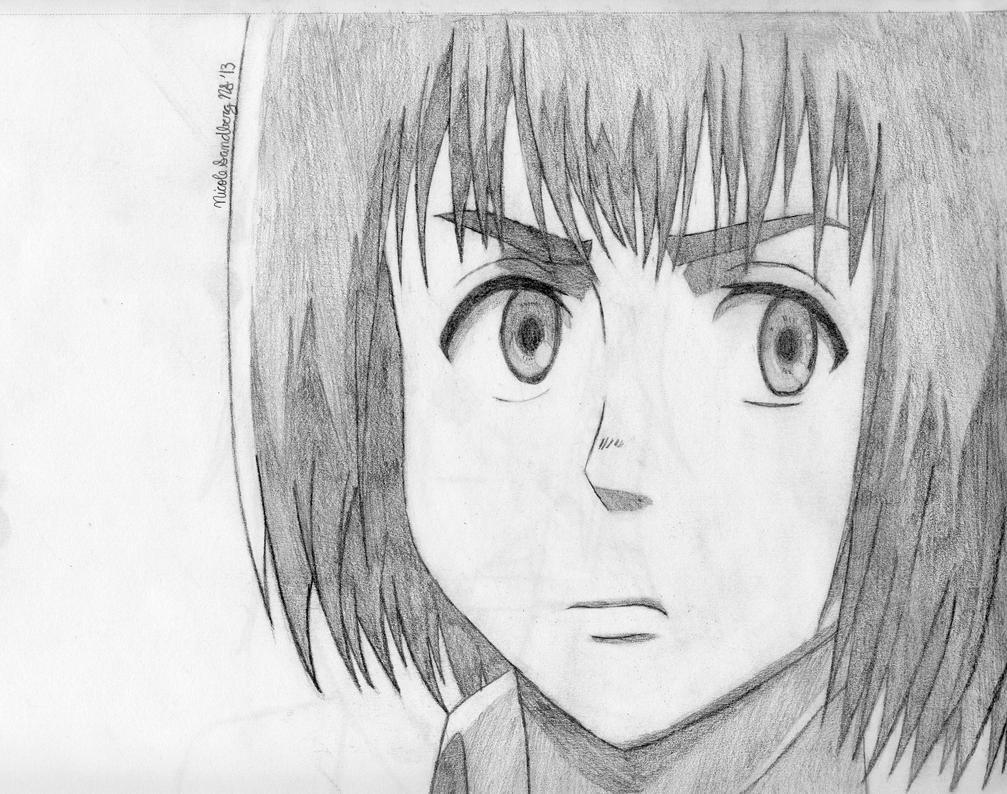 Armin Arlert! by TrunksDragonballZ