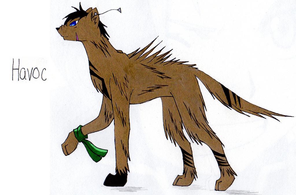 A Little Kitty Named Havoc by TrunksDragonballZ