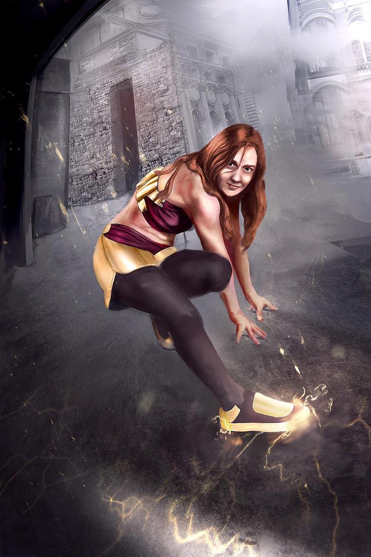 Modern Sorcery by StevenAnthonyR