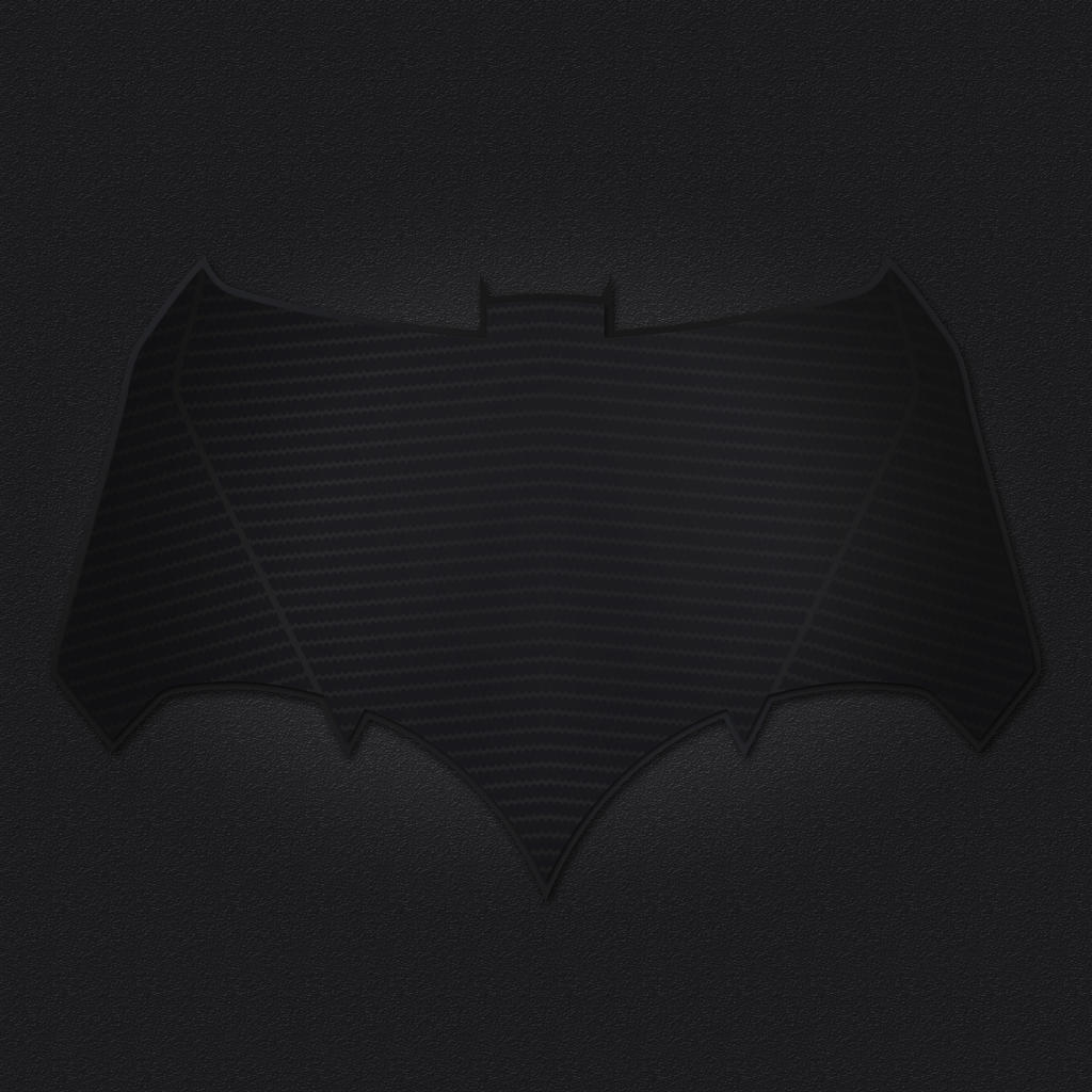 Batman Logo Recreation from Batman vs Superman by ...